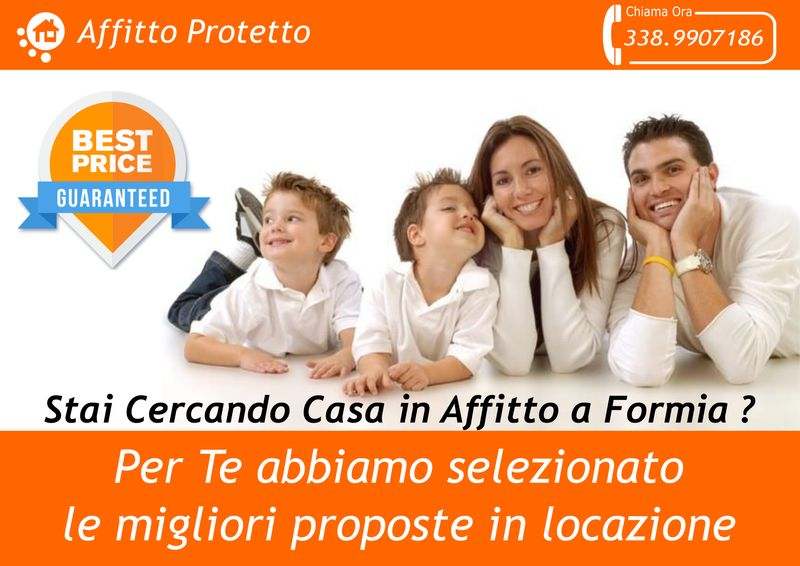 Case in Affitto a Formia