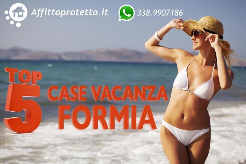 Le Migliori 5 Case Vacanza a Formia: La Top Five dell'Estate