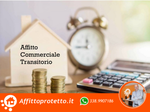 Affitto Commerciale Transitorio