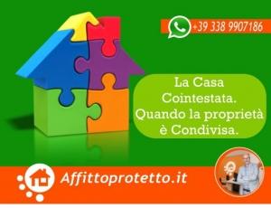 La Casa in condivisione quando la proprietà è cointestata