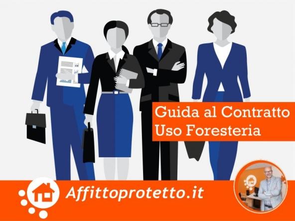 Guida al Contratto ad uso Foresteria